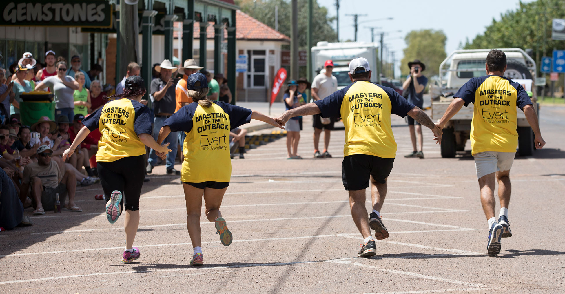 Masters of the Outback competition