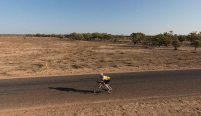Cycling in Winton