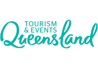 Tourism and events queensland logo for sponsors banner