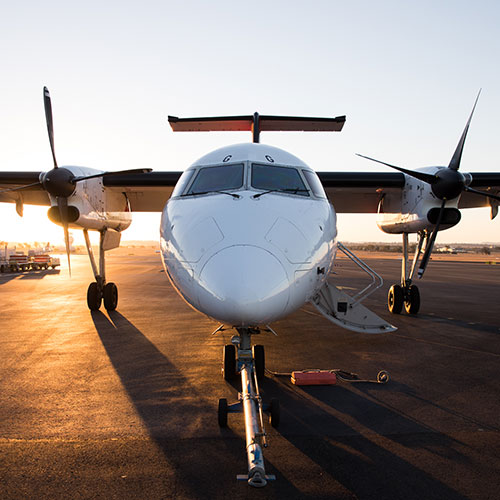 Qantaslink How to get here