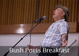 Bush Poets Breakfast