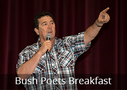 Winton Bush Poets Breakfast