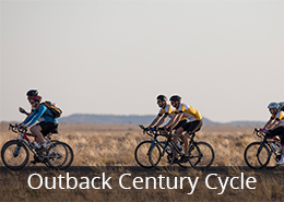 Outback Century Cycle Challenge