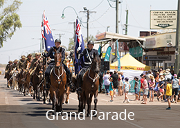 Grand Parade Winton