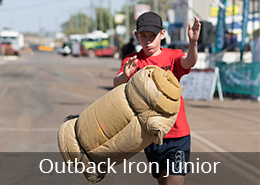 Outback Iron Junior