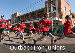 Outback Iron Juniors