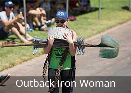 Iron Woman Outback Festival