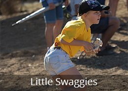Little Swaggies Outback Festival