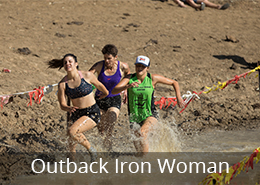 Outback Iron Woman Winton