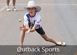Outback Sports Egg Catching