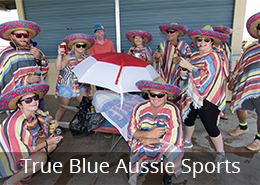 True Blue Aussie Sports