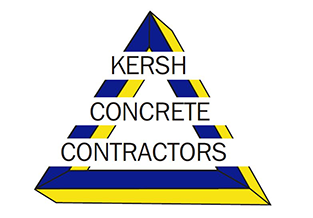 Kersh Concete Contractors logo