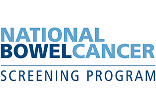 National Bowel Cancer Screening logo