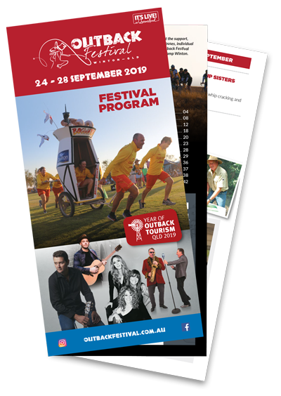 Download the 2019 Outback Festival Program