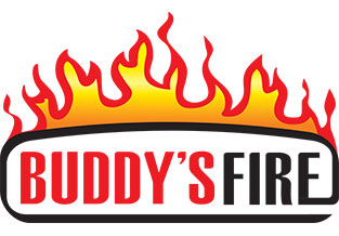 Buddys Fire logo