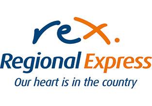 Rex Regional Express logo