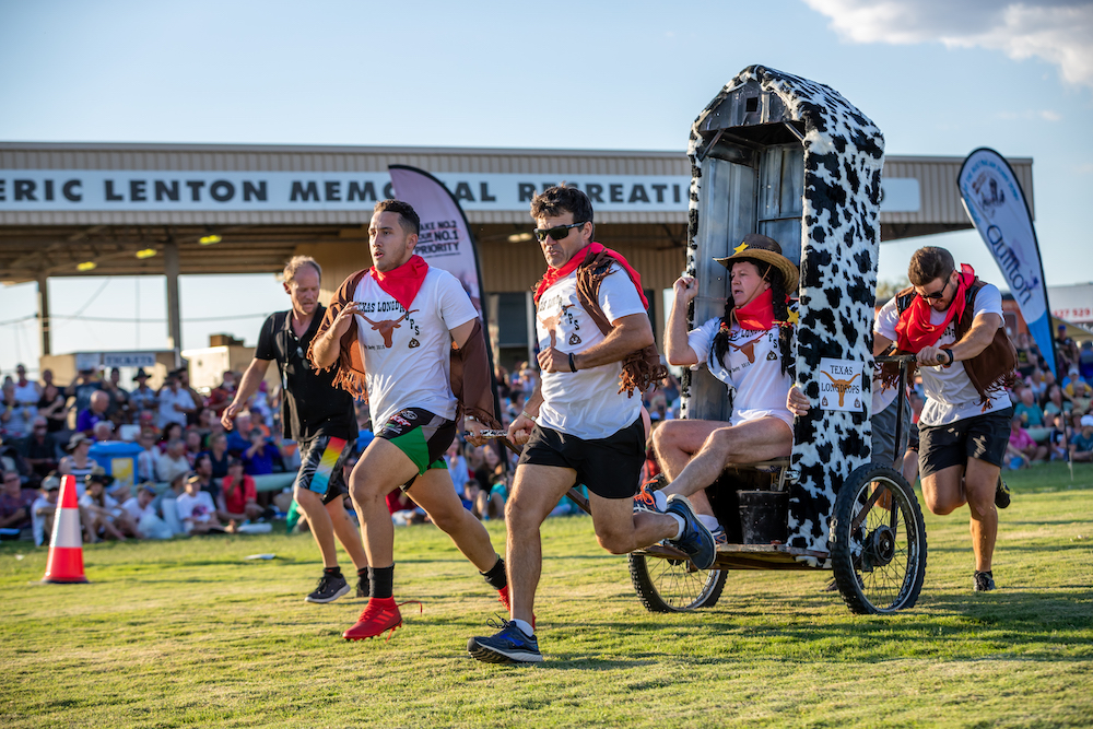 Quilton Australia Dunny Derby