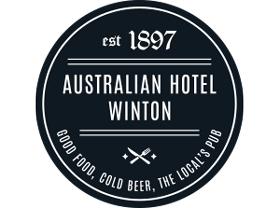 Australian Hotel Winton logo