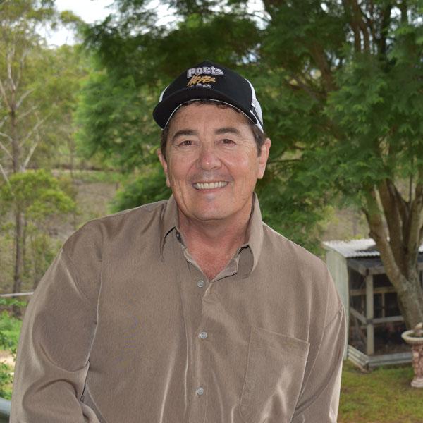 Marco Gliori bush poet for Outback Festival