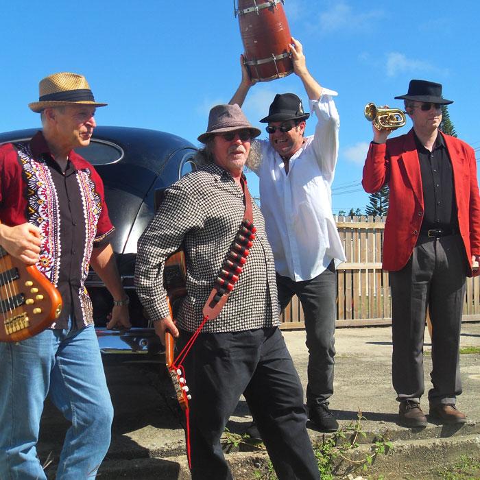 Fat Cigars Band