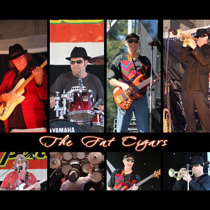 Fat Cigar Fiesta Band