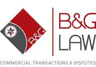 B&G Law logo